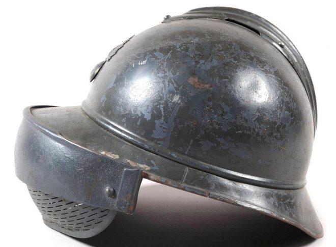Рыцарский шлем из строительной каски