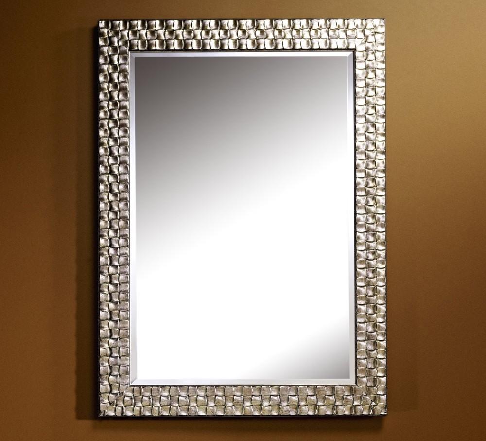 Как закрепить зеркало в раме